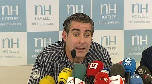 Jordi Casas, el socio que llevó al Barça a juicio Foto: Agencia