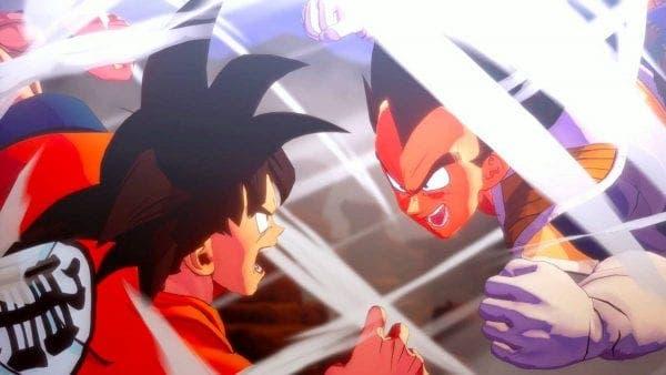 Goku y Vegeta Dragon Ball Z: Kakarot