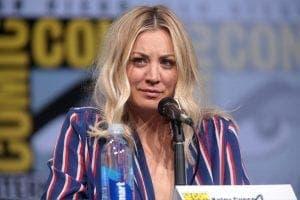 Kaley Cuoco (The Big Bang Theory) lista para arrasar en serie de HBO