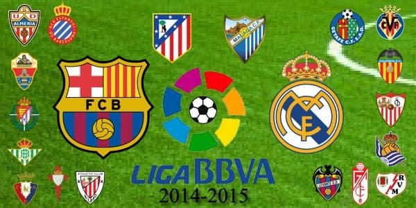 "El ""Once Ideal"" de la Liga 2015"