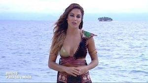Lara Álvarez Supervivientes