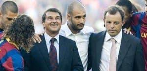 El Barça se juzga a si mismo