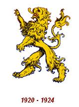 león escudo