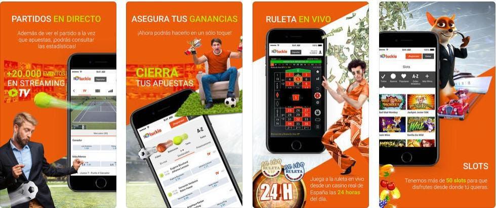 luckia app es
