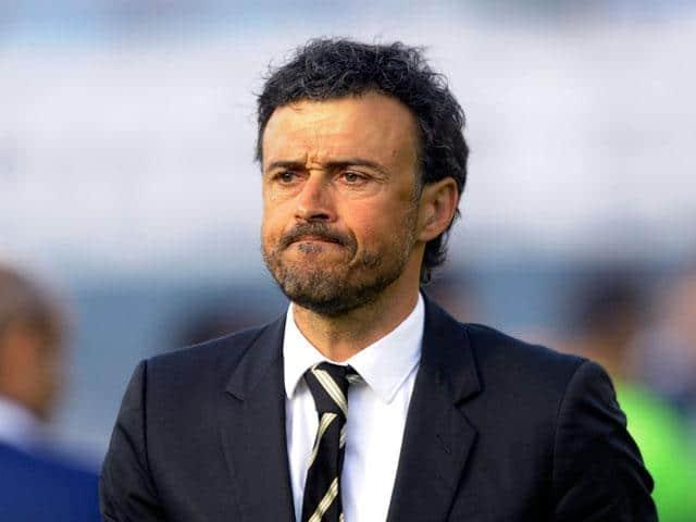 Luis Enrique actual entrenador del Barça. Foto: Agencia