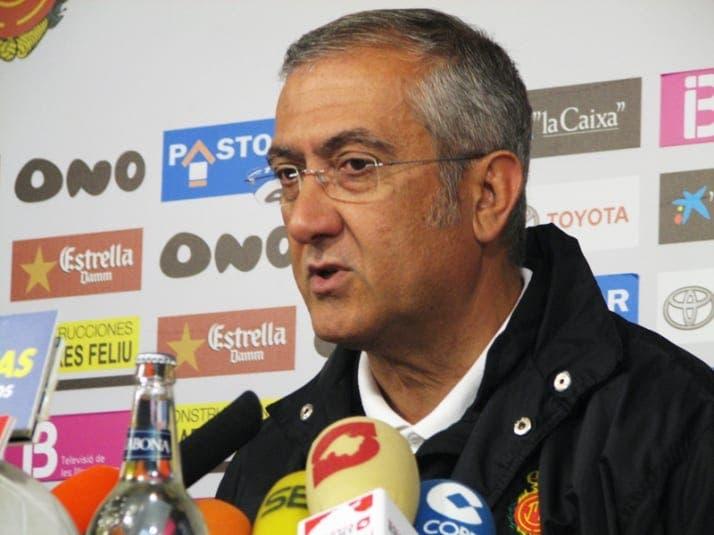 Gregorio Manzano. Foto: Agencias.