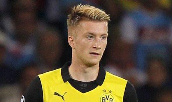 Marco Reus, jugador del Borussia Dortmund. Foto: Agencias