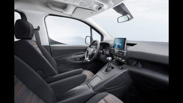 Combo Cargo Opel 2020