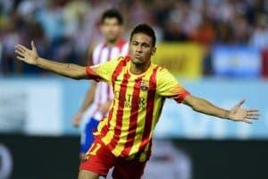 neymar gol Barcelona