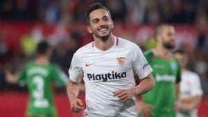 Pablo Sarabia Sevilla FC