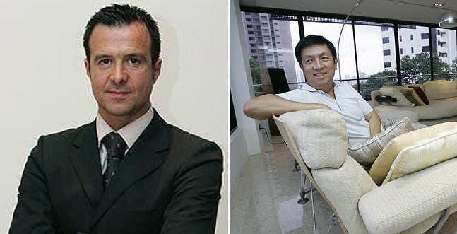 Peter Lim Jorge Mendes