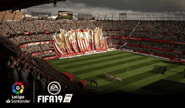 Fifa 19 Los Estadios Oficiales De Laliga Gol Digital