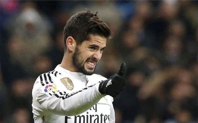 f0ed86c8e Isco altera los planes del Real Madrid tras reunión secreta con ...