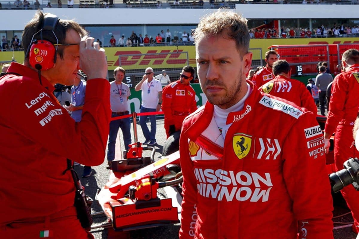 Sebastian Vettel is one of the great drivers Formula 1 has had lately. His four world titles show the great talent of the German driver who today runs
