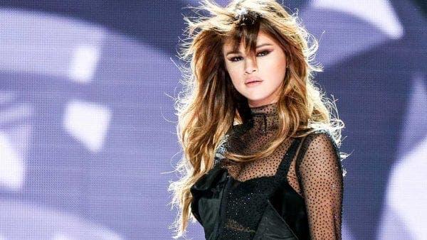 Selena Gomez lidera el ranking de Billboard por primera vez