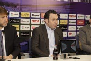 El Real Valladolid somete a Sergio con otro entrenador: está fichado