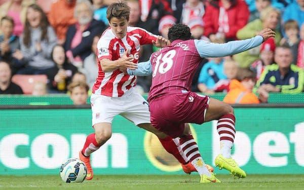 Bojan es el fichaje estrella del Stoke. Foto: Agencias.