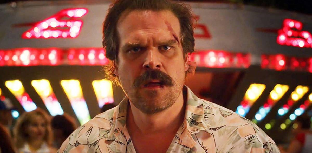 Jim Hopper Stranger Things