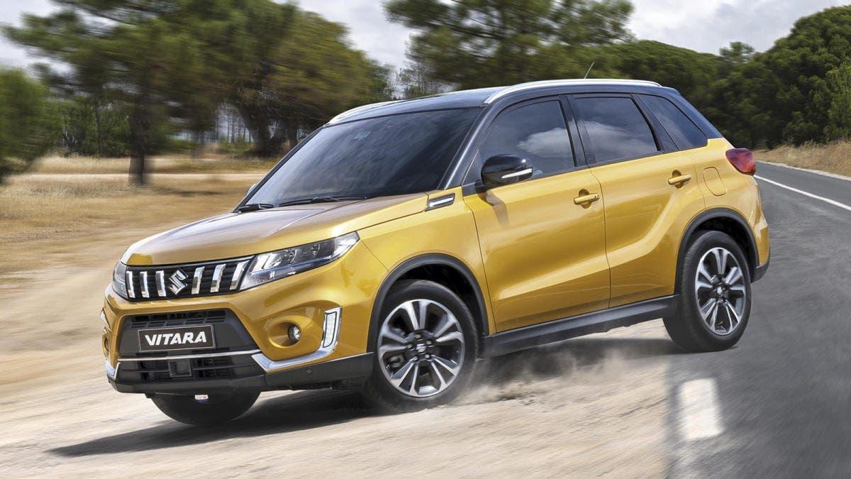 2021 Suzuki Grand Vitara Performance