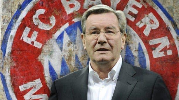 Karl Hopfner, presidente del Bayern / Agencias
