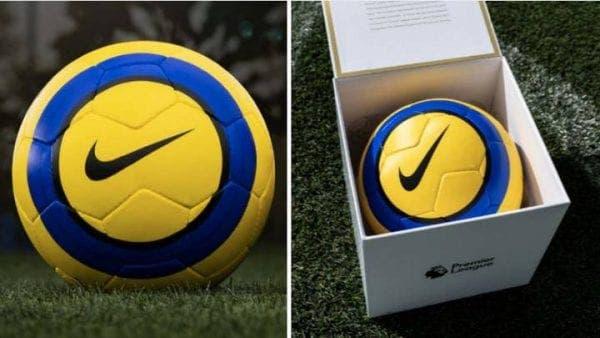 Calma Motivar Soberano  Nike Total 90 Aerow Hi-Vis remake para recordar la magia de Ronaldinho