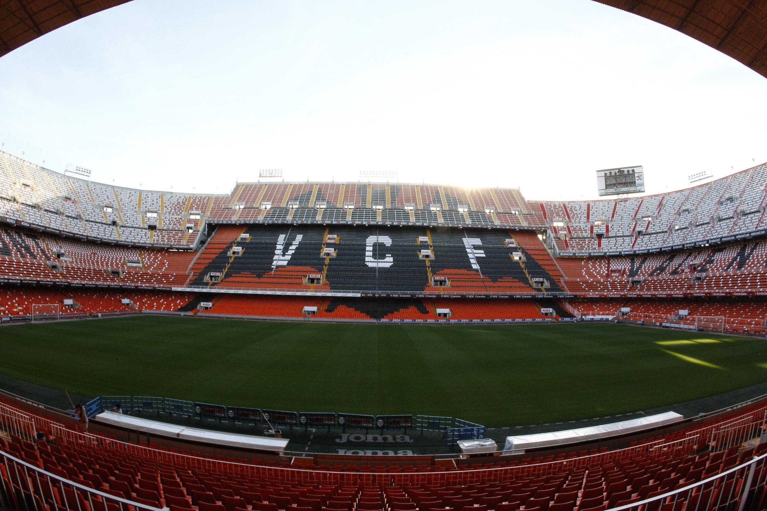 Opiniones de valencia club de futbol mestalla - Campo de futbol del valencia ...