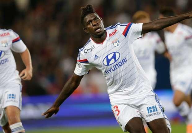 Umtiti en un partido con el Olympique de Lyon / Agencias
