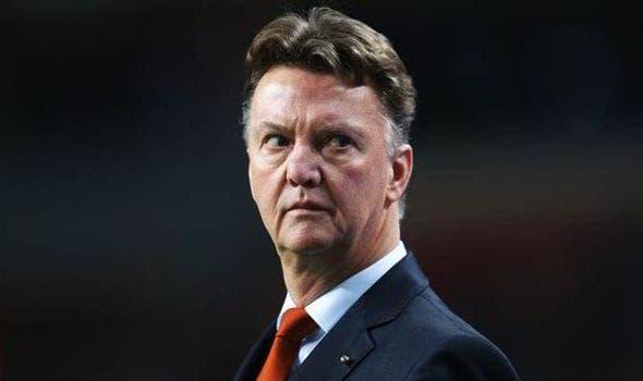 Van Gaal, entrenador del Manchester United / Agencias