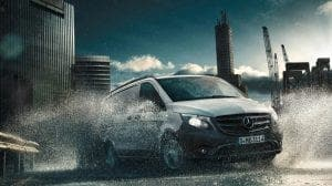 Mercedes Vito 2021