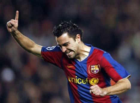 El FC Barcelona lucirá camiseta especial en la despedida de Xavi (foto)